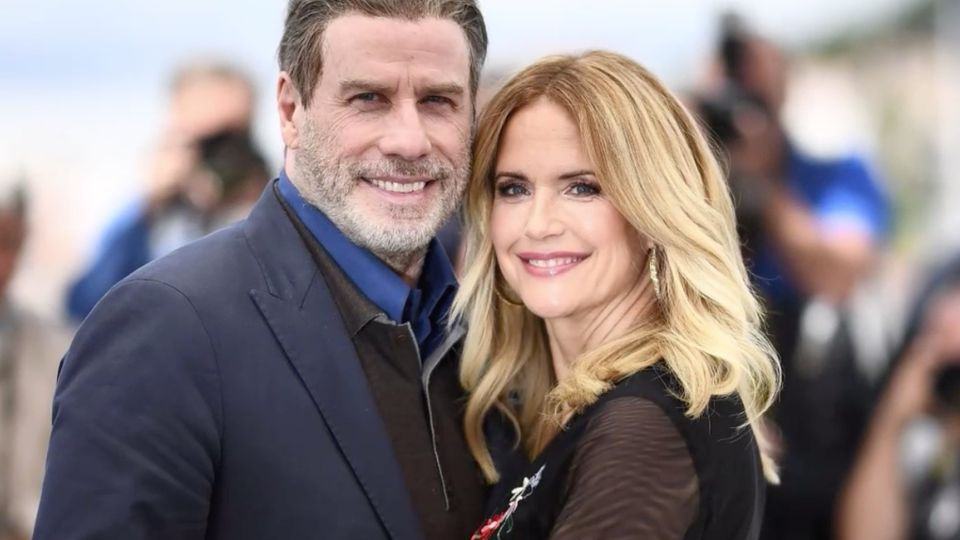 John Travolta mit verstorbener Ehefrau Kelly Preston