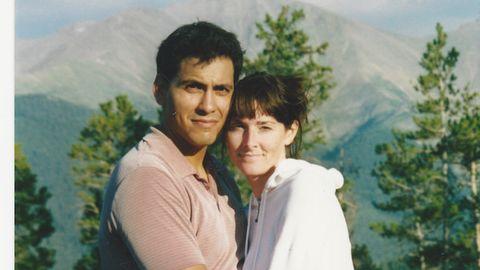 Rey Rivera mit seiner Ehefrau Allison