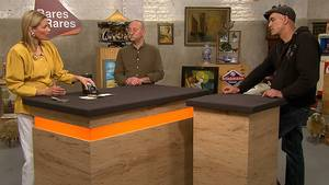 Bares für Rares: Bianca Berding, Horst Lichter, Stefan Lemhoefer