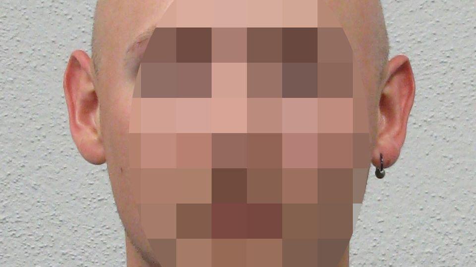 Fahndungsfoto des 31-jährigen Gesuchten in Oppenau