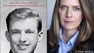 """""""Too Much and Never Enough: How My Family Created the World's Most Dangerous Man""""(""""Zu viel und nie genug - Wie meine Familie den gefährlichsten Mann der Welt geschaffen hat""""): So heißt das Enthüllungsbuch von Mary Trump."""