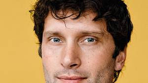 Michal Kosinski in Palo Alto