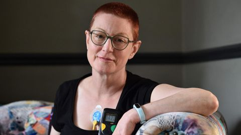 Jenny Judge nach ihrer Coronavirus-Infektion