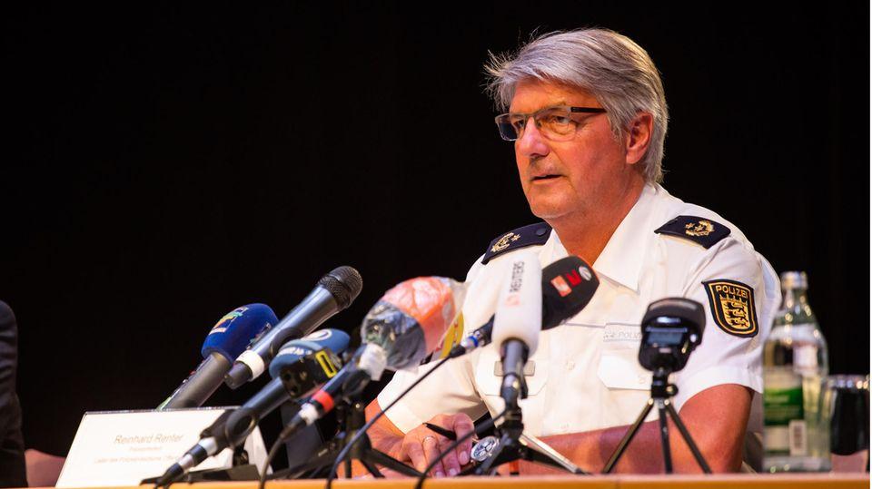 Oppenau: Polizei-Statement zum flüchtigen Yves Rausch aus Oppenau