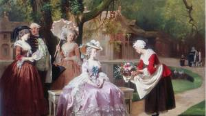 Gemälde von Eugénie de Montijo