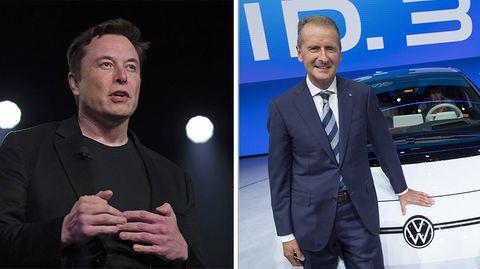 Musk Diess