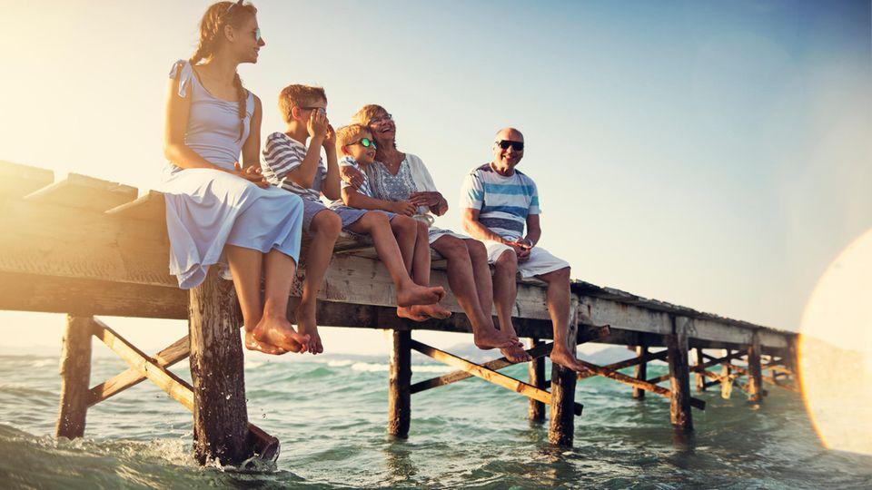 Geld oder Leben?: Früher in Rente ohne finanzielle Sorgen - mit diesen vier Strategien klappt es