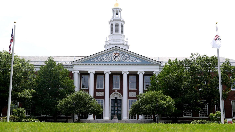 Harvard-Campus inCambridge