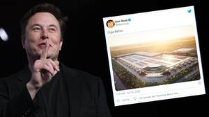 Elon Musk Tesla Berlin