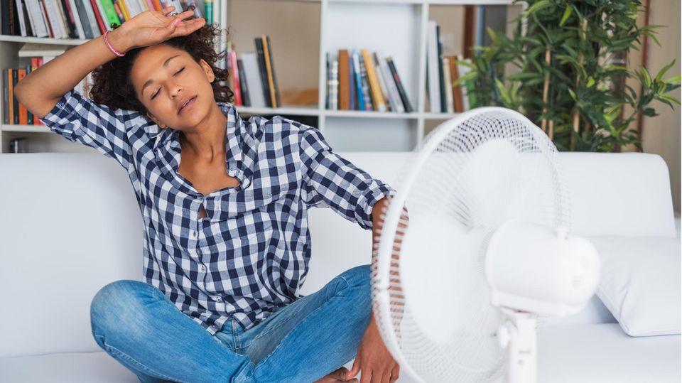 Kühle Räume sind im Sommer umso wichtiger, wenn die Temperatur draußen über 30 Grad steigt