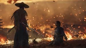 """""""Ghost of Tsushima"""" spielt zur zeit der Samurai"""