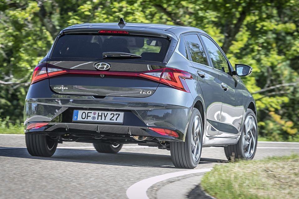 Hyundai i20 1.0 T-GDI