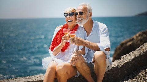 Geld oder Leben?: Rente mit 63 Jahren - so gehen Sie ohne finanzielle Sorgen in den vorzeitigen Ruhestand