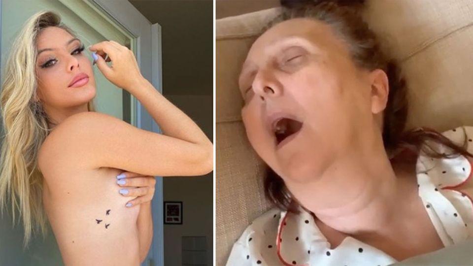 Youtube-Star: Lele Pons postet lustiges Video mit schlafender Mutter
