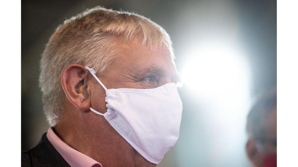 Gesundheitsminister zu Tönnies