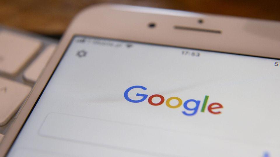 Google - Bilder Rückwärtssuche