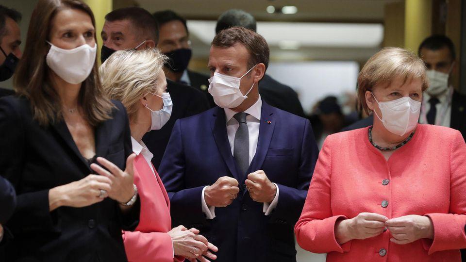 EU ringt um Corona-Milliardenpaket