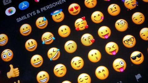 Beliebte Symbole: Die Geschichte der Emojis: Wie der Bildschirm lachen lernte