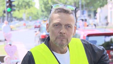 Olaf Merscher: Berlins bekanntester Bettler erzählt von Promi-Kontakten