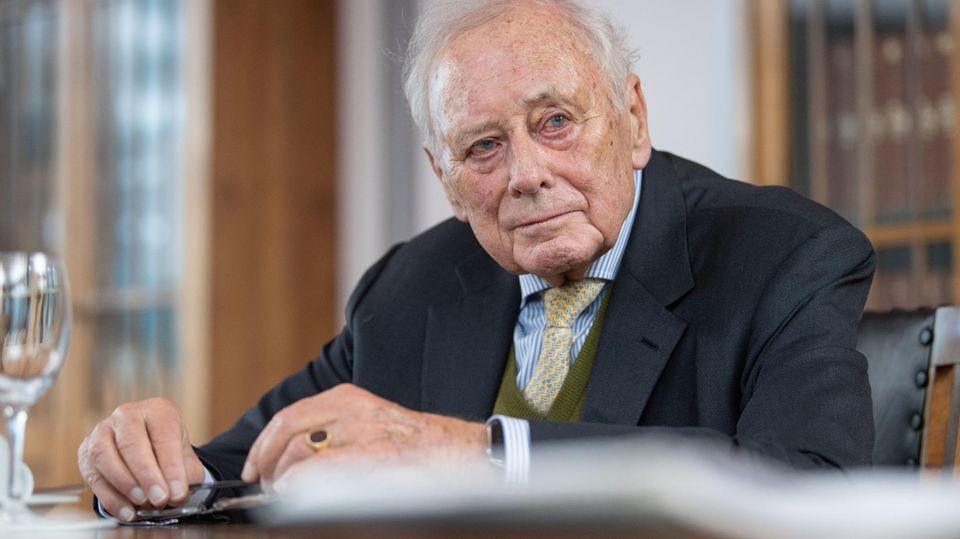 Reinhold Würth zählt zu den größten Unternehmern des Landes.