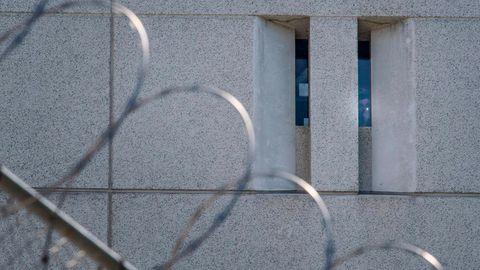 Ein US-Gefängnis (Symbolbild)