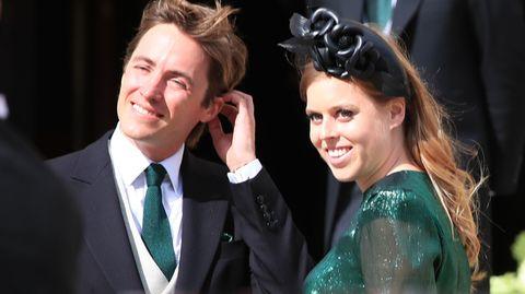 Auf dem Königsweg: Zwischen väterlichem Skandal und Corona: Die heimliche Hochzeit von Beatrice von York