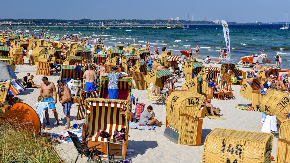 Strand Lübecker Bucht