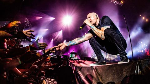Chester Bennington (1976-2017), Sänger von Linkin Park