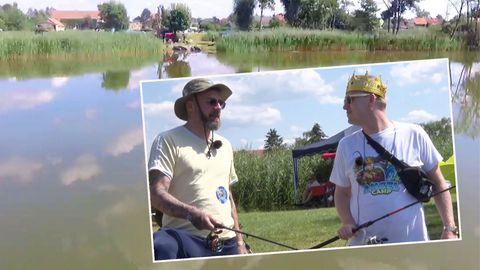 Sido und Knossi gehen angeln – 300.000 gucken zu