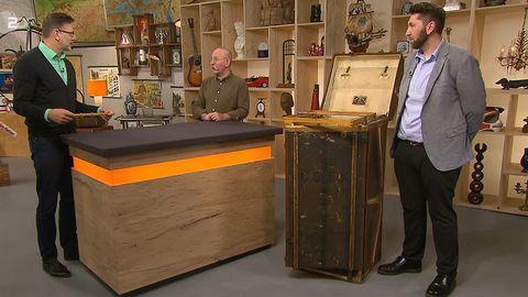 Bares für Rares: Detlev Kümmel, Horst Lichter, Thomas Kolodziej