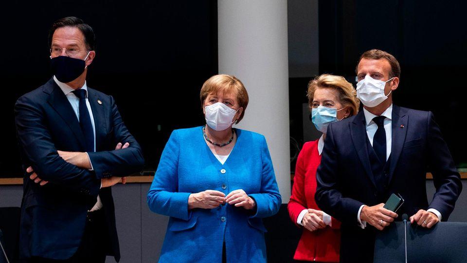 Einigung beim EU-Gipfel: Wenigstens ein Kompromiss – ein Kommentar