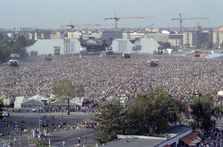 """""""The Wall"""" in Berlin"""