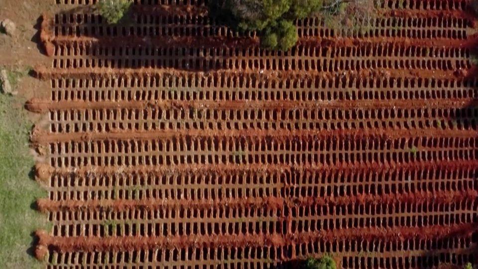 Friedhof in Brasilien