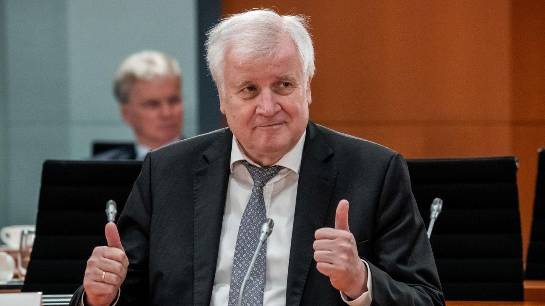 Horst Seehofer spricht sich für Studie zu Gewalt gegen Polizisten aus