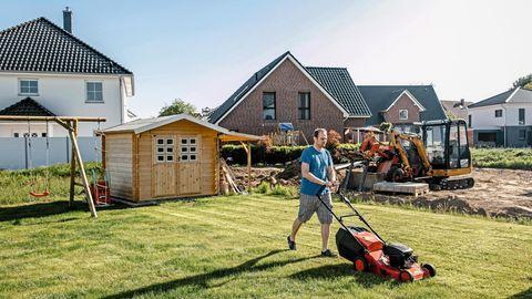 Gartenpflege, Pattensen (Niedersachsen)