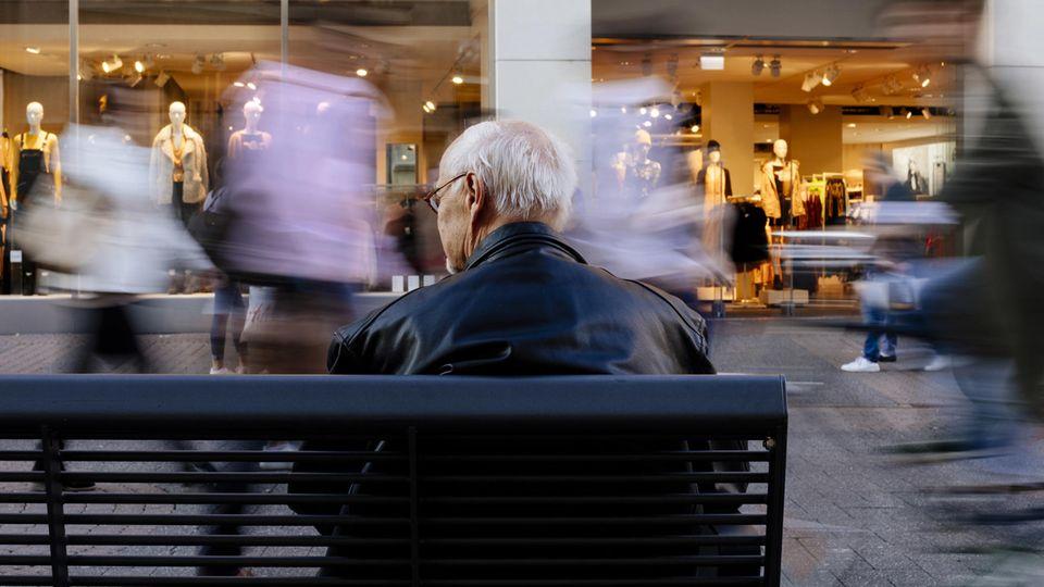 Lebenserwartung in Deutschland auf Kreisebene