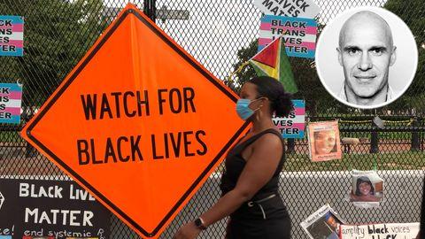 """stern-Korrespondent Jan-Christoph Wiechmann berichtet aus Washington über den aktuellen Stand der """"Black Lives Matter""""-Bewegung."""