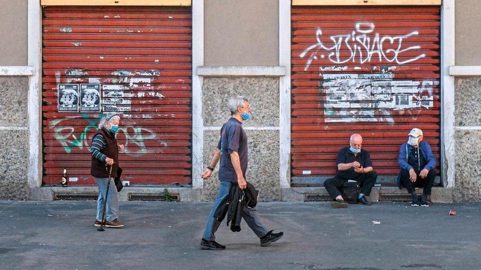 Der wirtschaftliche Niedergang hilft Kriminellen