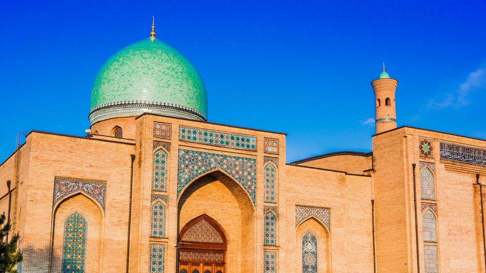 Khast-Imam-Moschee in Taschkent, Usbekistan
