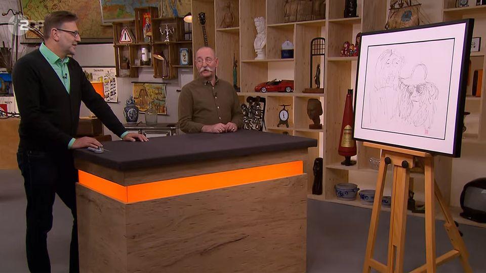 Bares für Rares: Detlev Kümmel, Horst Lichter