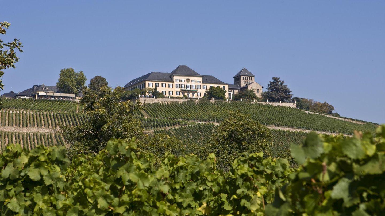 Schloss Johannisberg im Rheingau