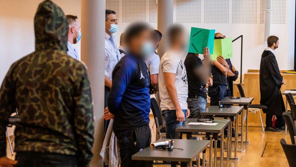 Gruppenvergewaltigung von Freiburg: Urteile gefallen