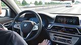 Bis der Level 4 des autonomen Fahrens erreicht ist, werden noch rund fünf Jahre vergehen