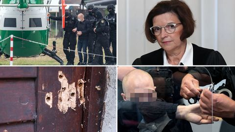 Halle-Prozess: Tatvorwürfe, Richterin, Urteil – Wichtiges zum Verfahren