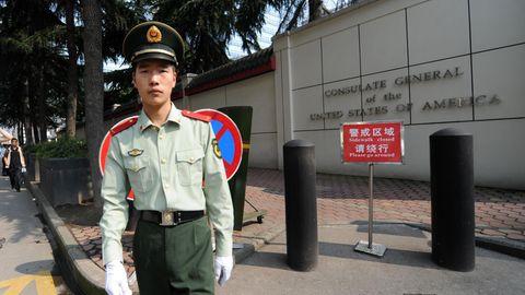 Reaktion auf US-Aktion - China lässt ebenfalls Konsulat schließen