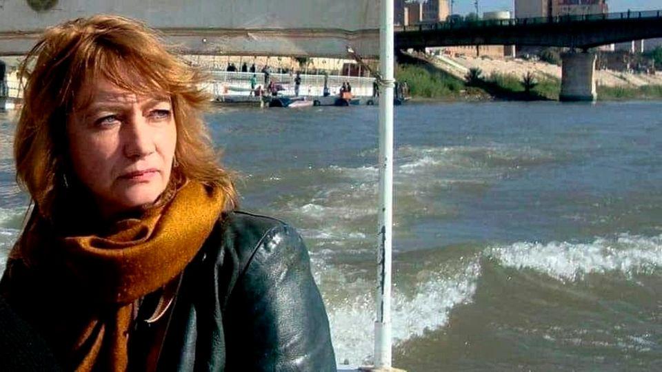 """Weggefährten im Irak: """"Hella sagt immer: Bagdad ist mein Zuhause"""": Entführte Deutsche ist wieder frei, ihre Freunde suchen nach Antworten"""