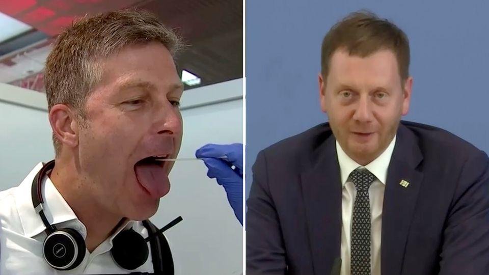 Covid-19 Fälle in Deutschland steigen wieder