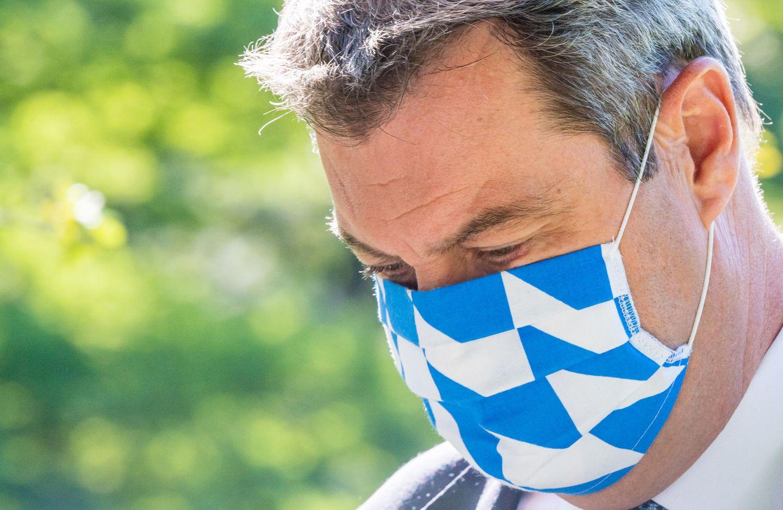 """Coronavirus: Markus Söder sorgt sich vor """"Mini-Ischgls"""""""