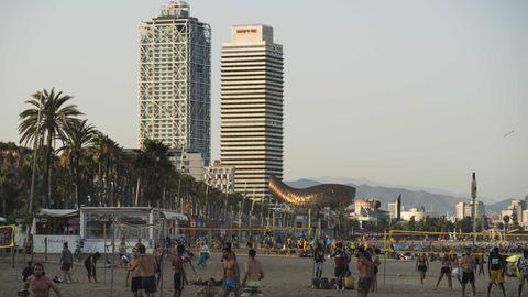 Von Reisen in dieTouristenmetropole Barcelona in Katalonien rät das Auswärtige Amt explizit ab