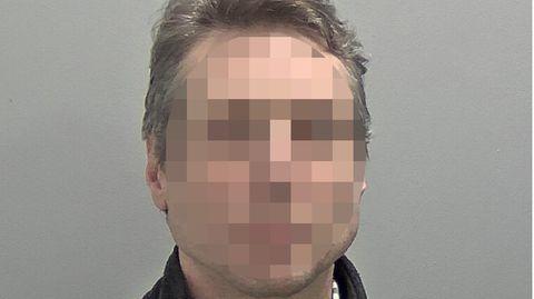 Der ehemalige X-Factor-Kandidat Philipp B. auf einem Polizeifoto